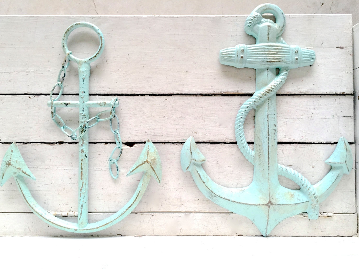 Large Anchor Wall Decor Image : Large Anchor Wall Decor In Drywall Throughout Preferred Anchor Wall Art (View 8 of 15)