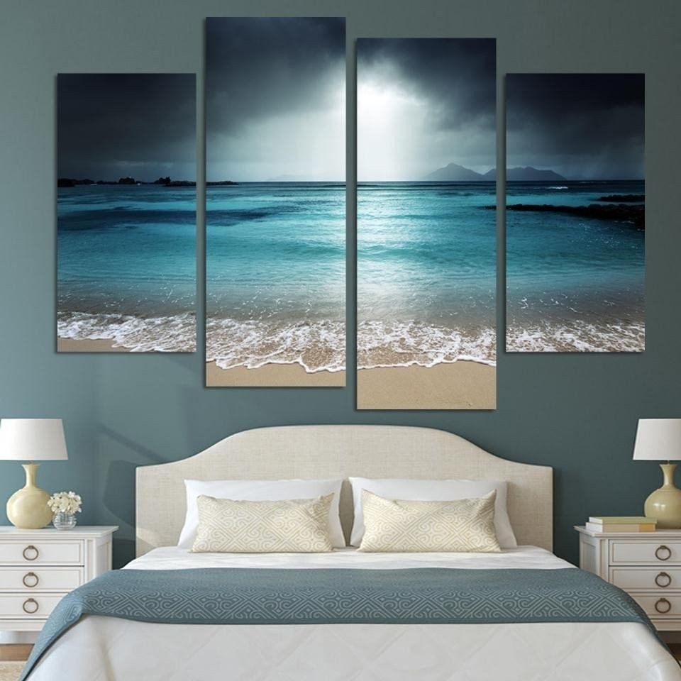 Large Coastal Wall Art Throughout Well Known 15 Best Ideas Of Beach Wall Art Design Of Large Coastal Wall Art (View 11 of 15)