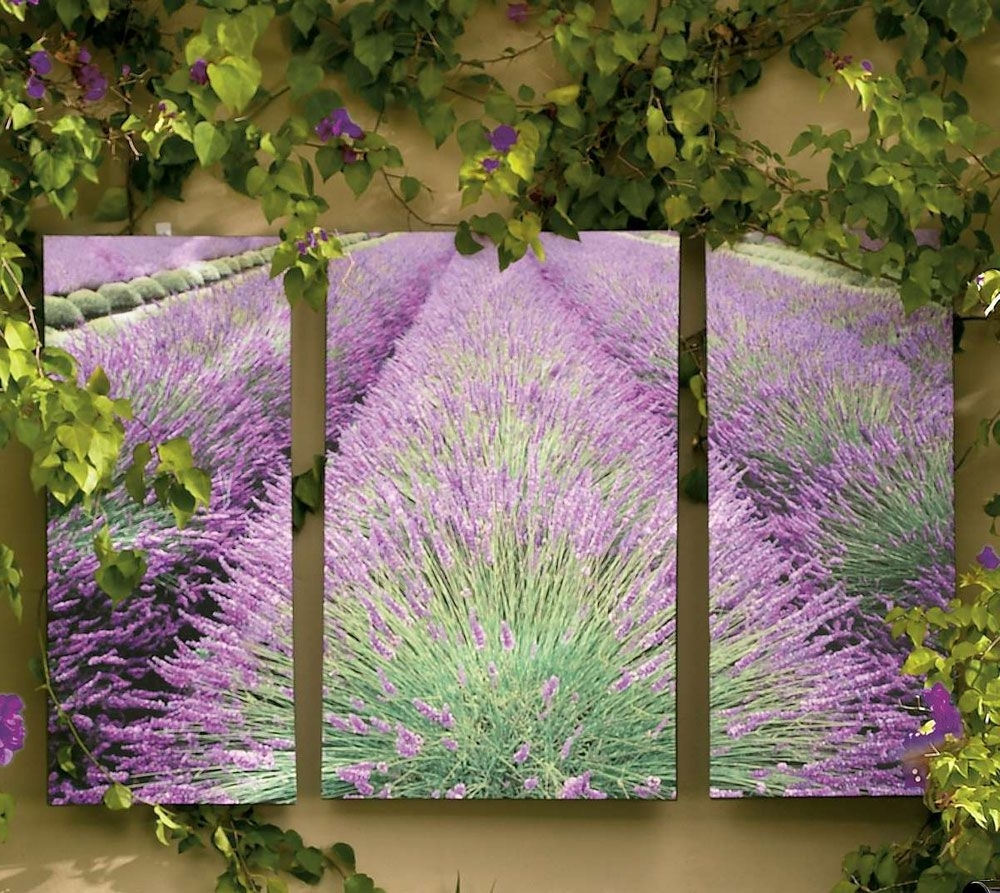 Large Outdoor Wall Art With Preferred Best Wall Decoration The Perfect Outdoor Art Paintings Design Of (View 14 of 15)