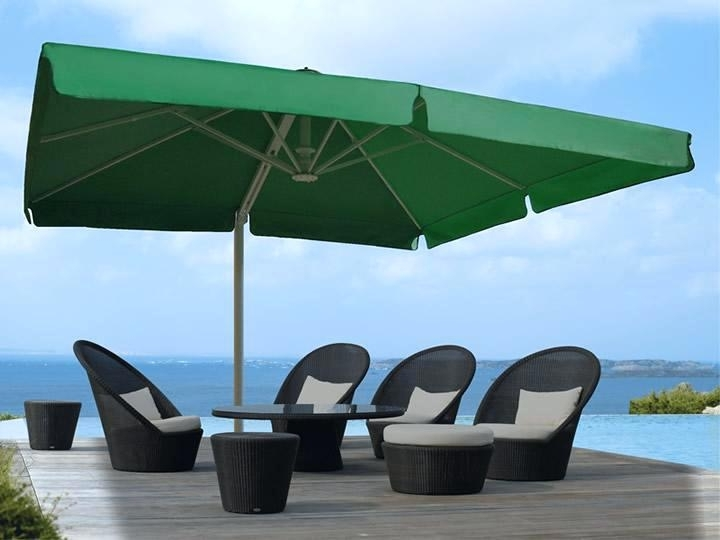 Large Umbrella For Patio Costumer Solutions Extra Large Patio Regarding Best And Newest Jumbo Patio Umbrellas (View 8 of 15)