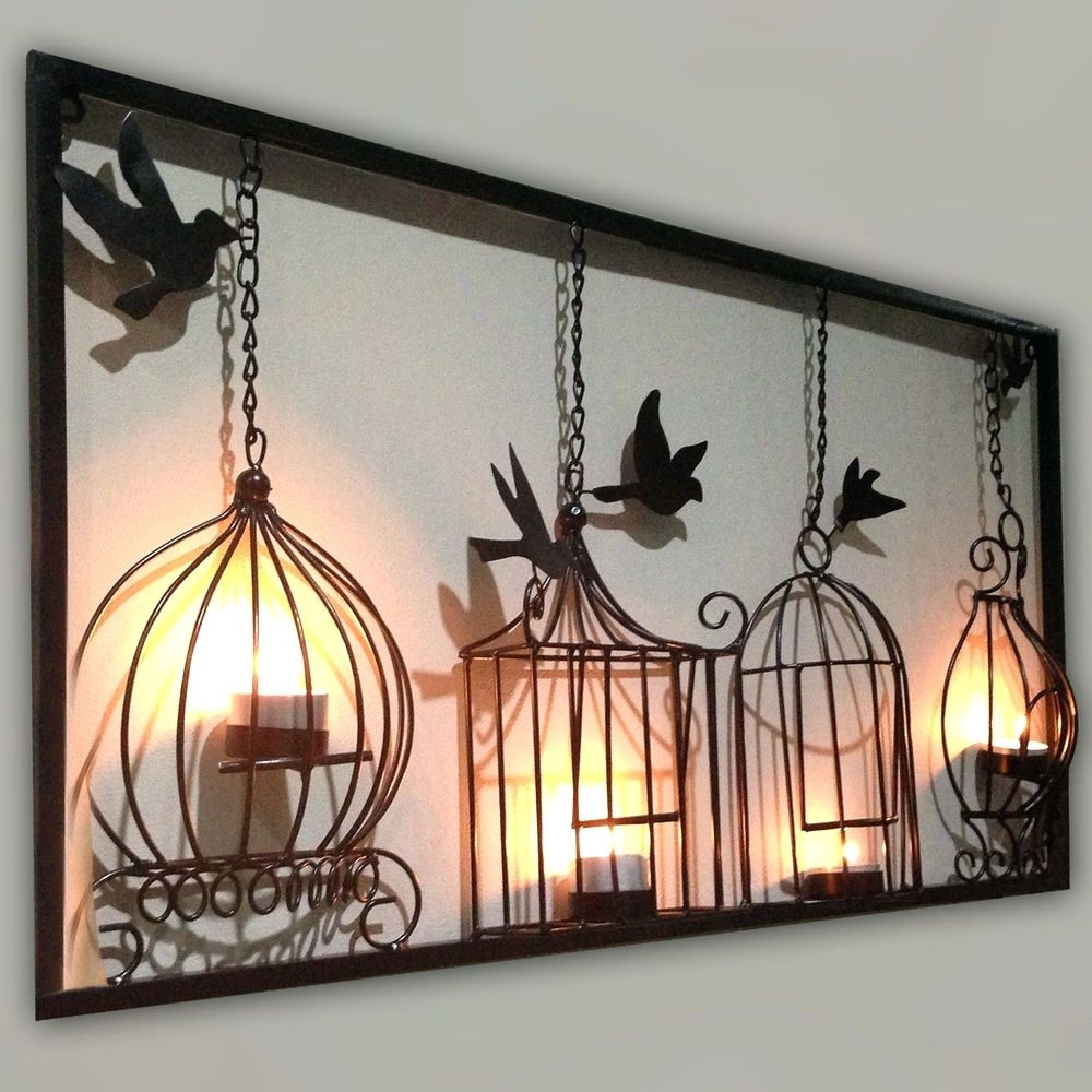 Large Wood And Metal Wall Decor Incredible Wall Art Designs Rustic For 2018 Rustic Metal Wall Art (View 3 of 15)