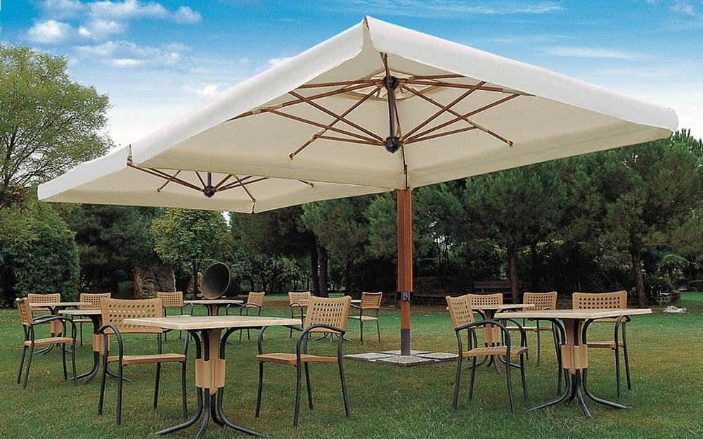 Latest Best Offset Patio Umbrella (View 4 of 15)
