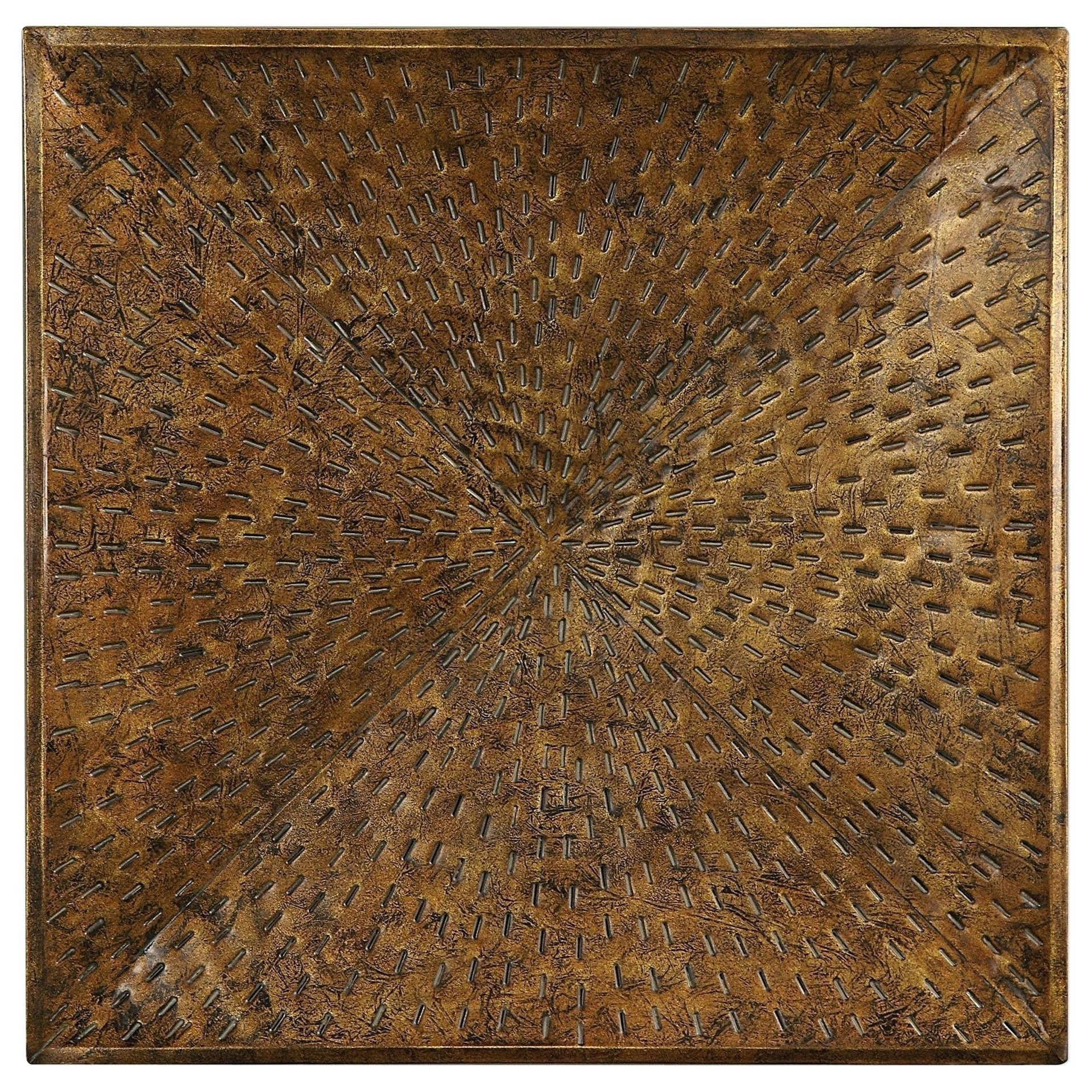 Latest Bronze Wall Art Within Bronze Wall Decor Uttermost Alternative Wall Decor Antiqued Bronze (View 8 of 15)