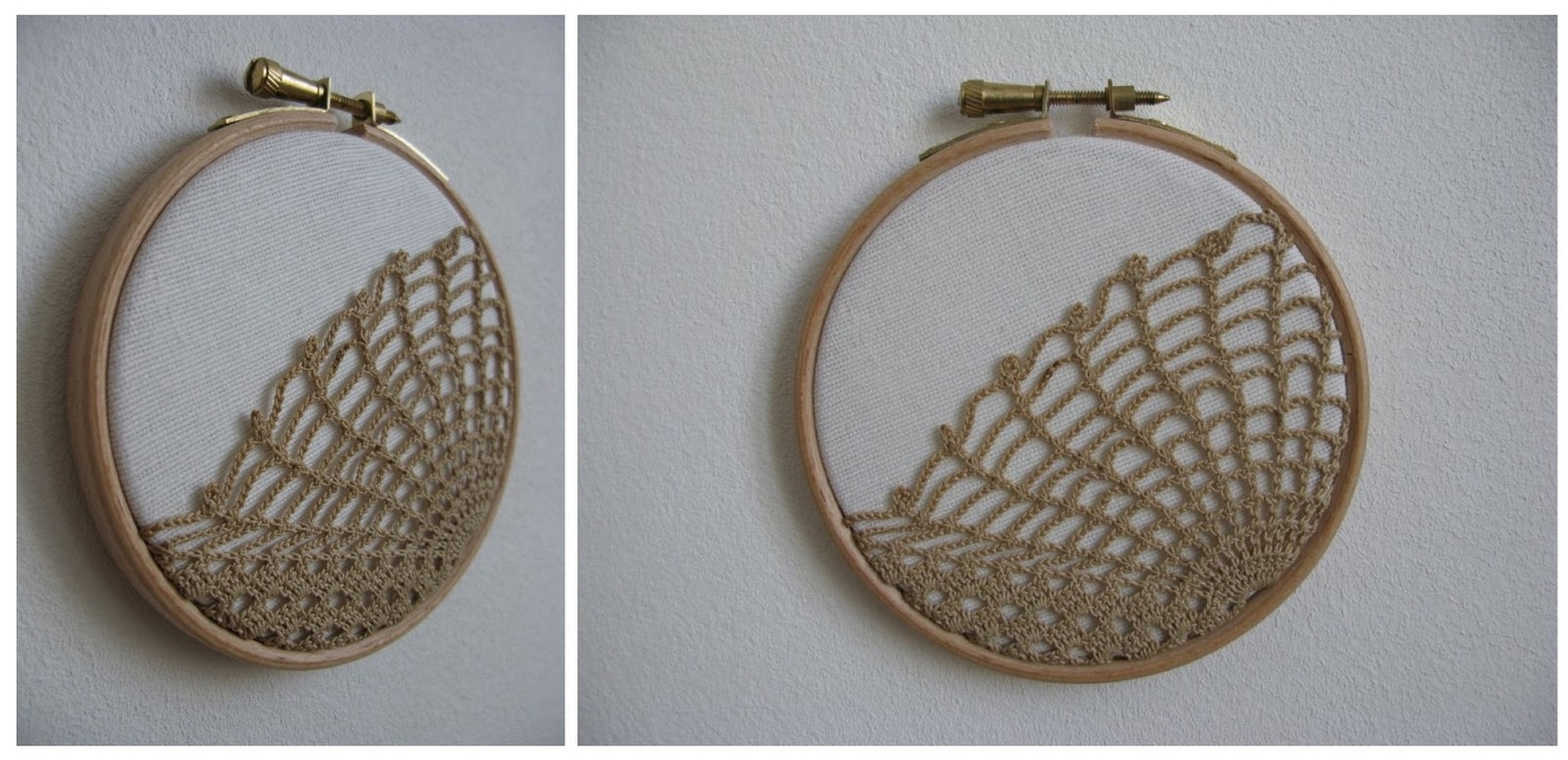 Featured Photo of Crochet Wall Art