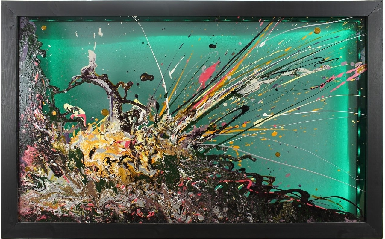 Latest Glass Wall Art With Extra Large Glass Wall Artcraig Anthony – Reformations (View 8 of 15)