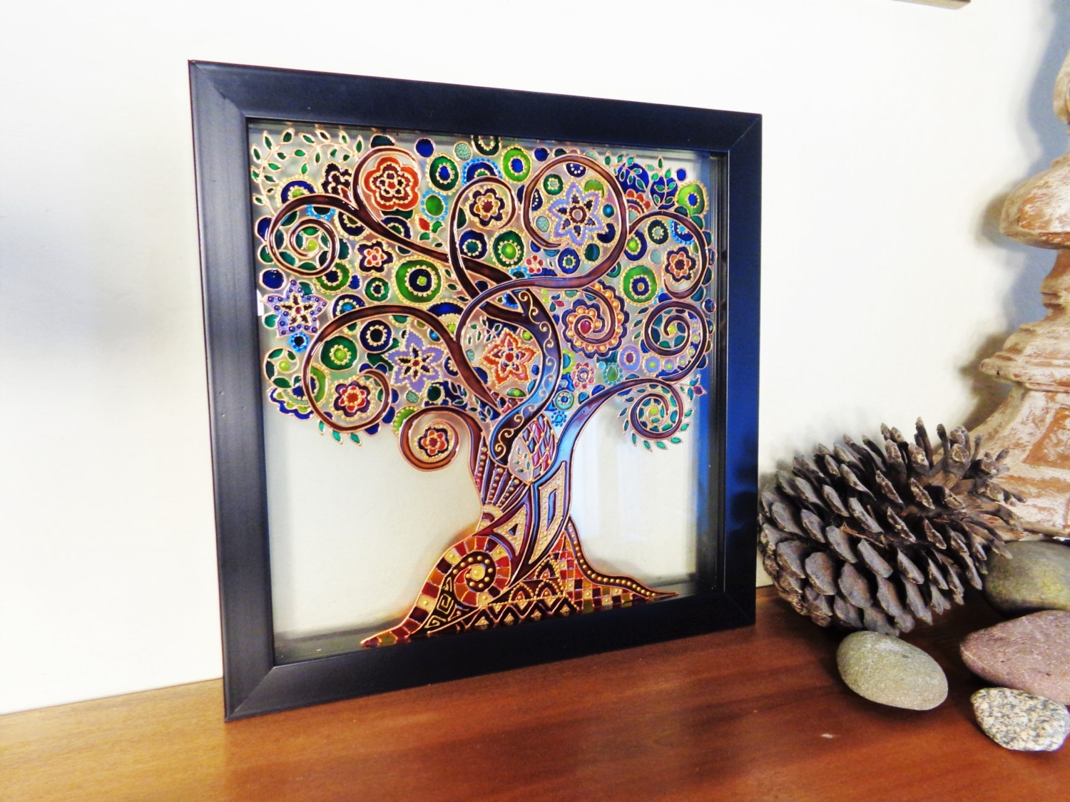 Latest Good Wall Decor Glass – Wall Decoration Ideas Intended For Glass Wall Art (View 15 of 15)