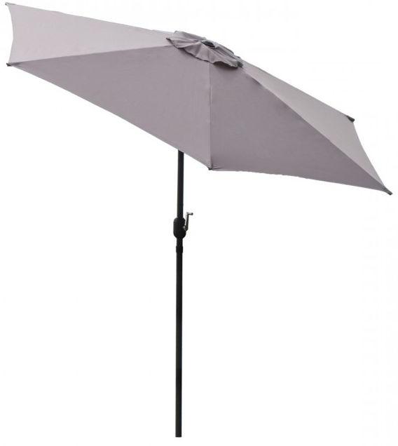Latest Grey Patio Umbrellas Regarding Patio Umbrellas (View 12 of 15)