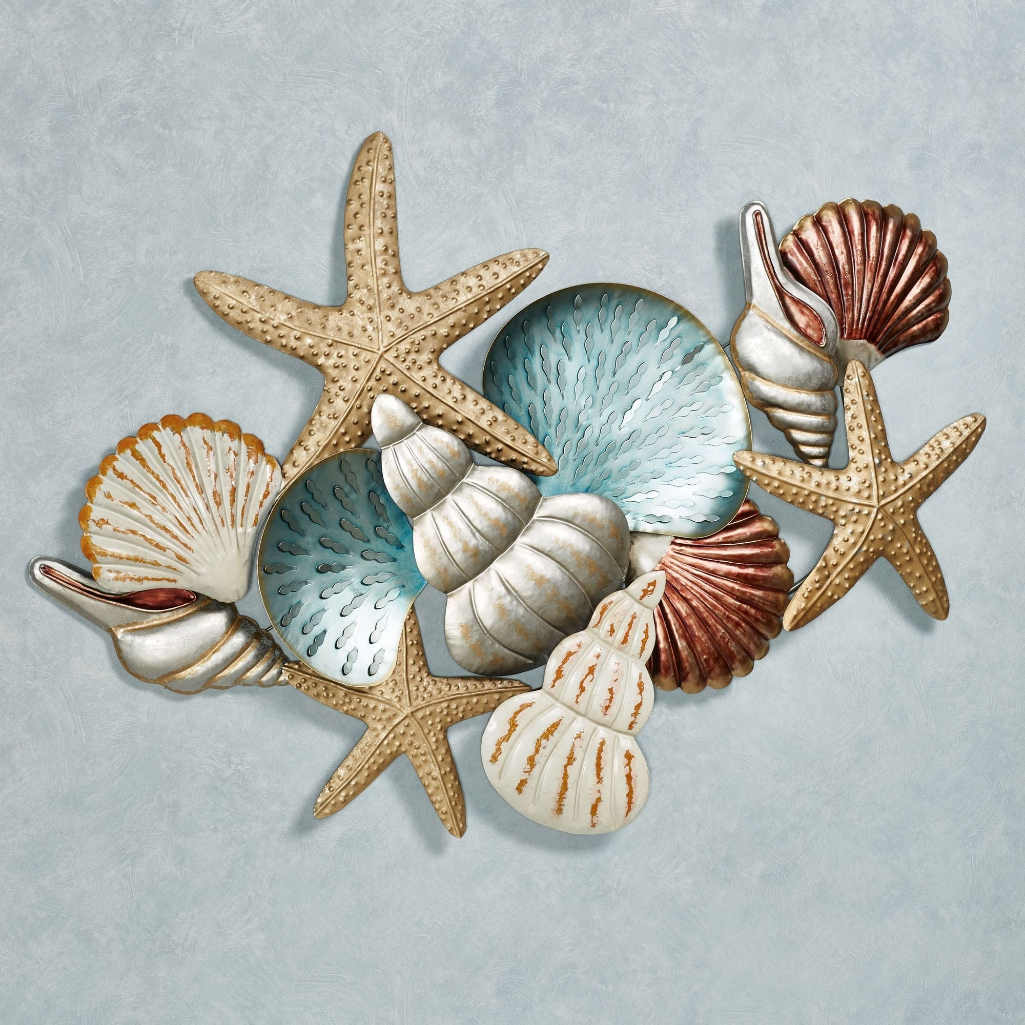 Latest Ocean Collage Metal Wall Art Endearing Enchanting Touch Of Class Inside Touch Of Class Wall Art (View 10 of 15)