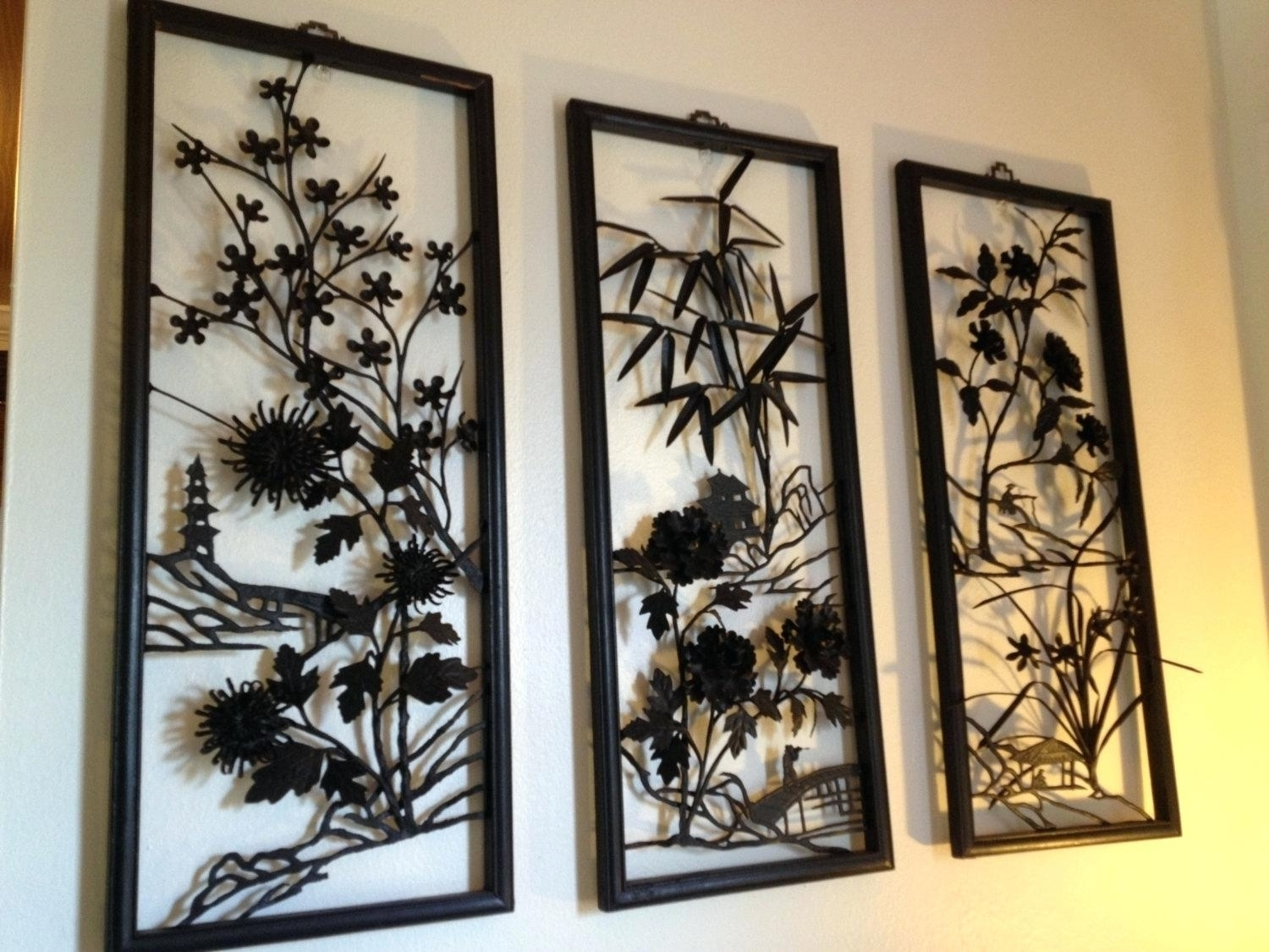 Latest Oriental Wall Art Regarding Asian Wall Art Ideas : Andrews Living Arts – Asian Wall Art Style Ideas (View 3 of 15)