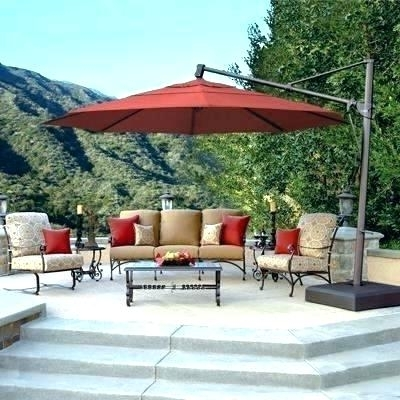 Latest Outdoor Patio Umbrellas With Regard To Patio Chair With Umbrella Outdoor Patio Umbrellas Patio Set With (View 6 of 15)
