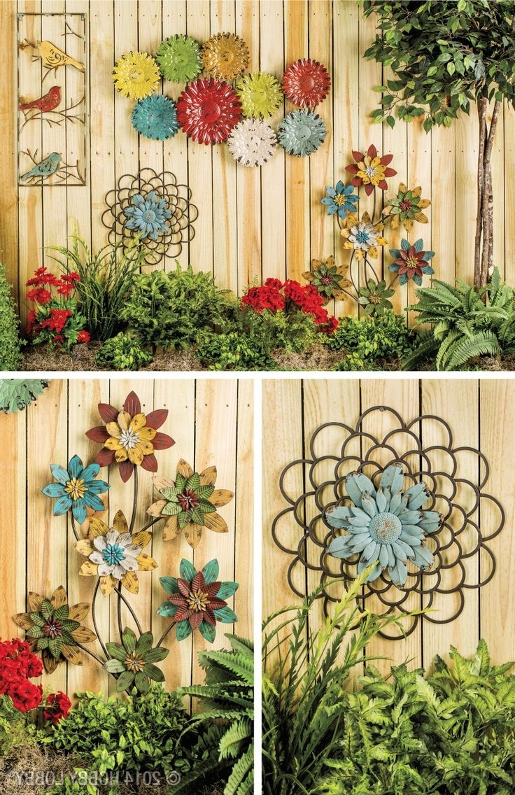 Latest Outdoor Wall Art With Amusing Outdoor Wall Decor 27 Art Iron Scheme Of Outside Metal (View 6 of 15)