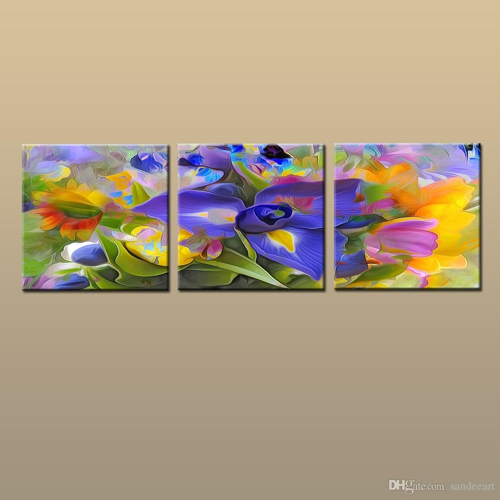 Latest Painting Modern Art Canvas Discount Framed/unframed Large Modern With Discount Wall Art (View 14 of 15)
