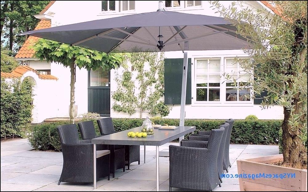 Latest Rectangular Offset Patio Umbrellas Pertaining To 94 Best Of Rectangular Offset Patio Umbrella – New York Spaces Magazine (View 6 of 15)