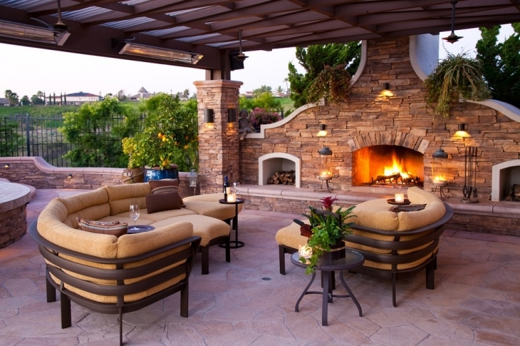 Latest Upscale Patio Umbrellas Intended For Patio: Amusing Luxury Patio Furniture Upscale Outdoor Furniture (View 8 of 15)