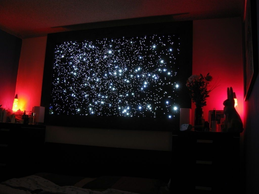 Light Up Wall Art In Most Recent Wall: Clever Design Ideas Canvas Light Up Wall Art Christmas (View 3 of 15)