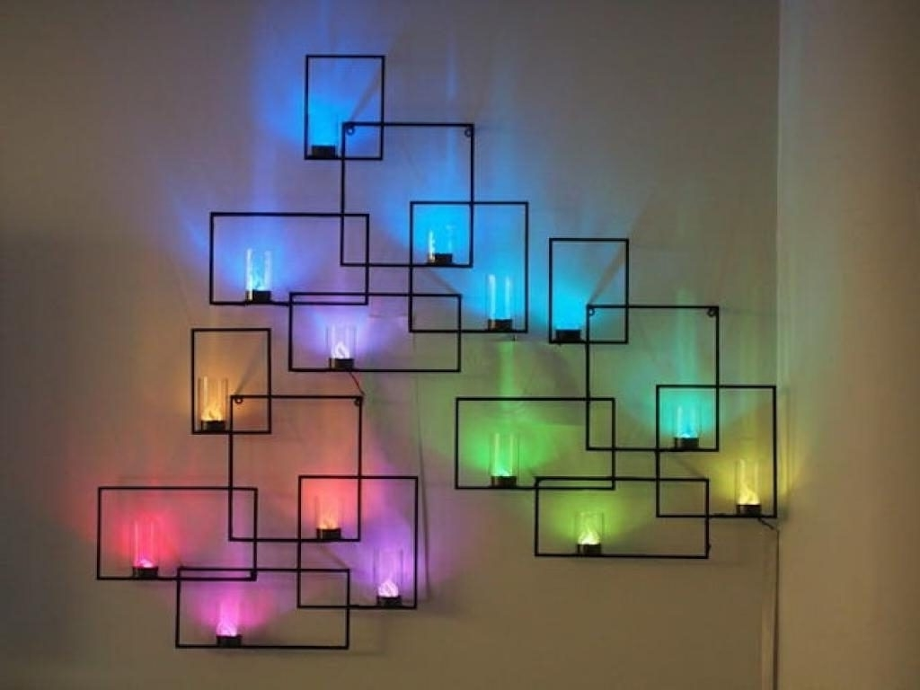 Light Wall Art Wall Art Designs Light Up Wall Art Modern Wall Art With Regard To Fashionable Light Up Wall Art (View 6 of 15)