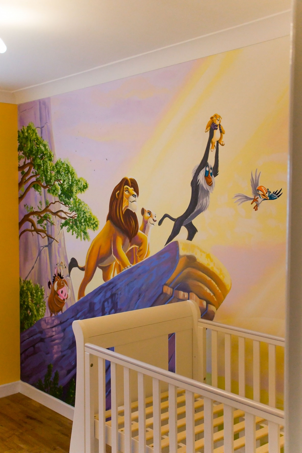 Lion King Wall Art Intended For Well Liked Accessories: Lion King Wall Art Wonderful Lion King Wall Stickers (View 4 of 15)