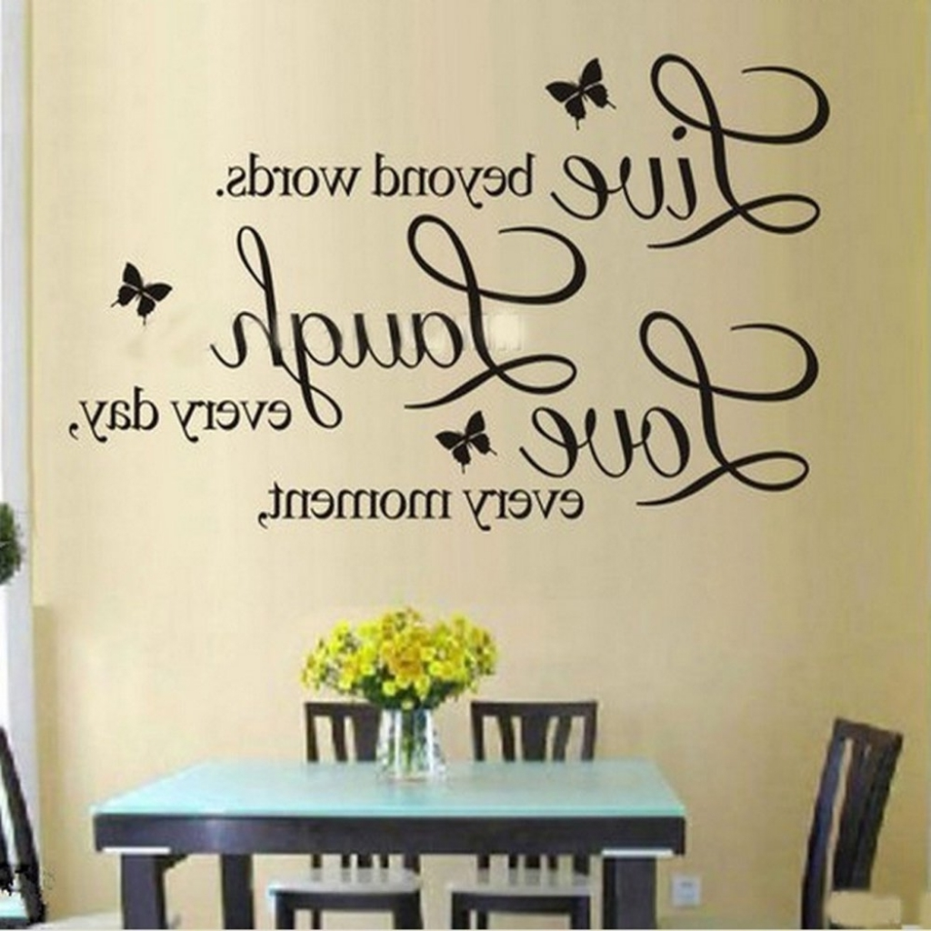 Live Laugh Love Wall Art Fabulous Live Love Laugh Wall Decor Inside Within Newest Live Laugh Love Wall Art (View 6 of 15)