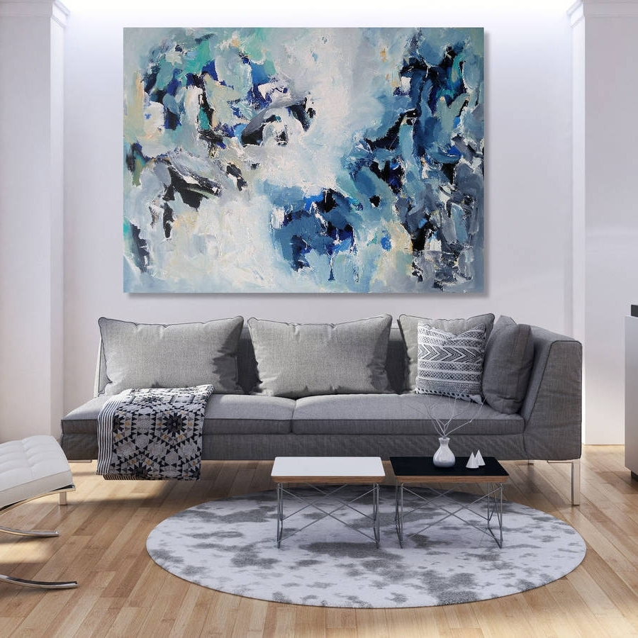 Living Room Painting Wall Art With Recent Paintings For Living Room – Mc Carthy Contractors Inc (View 6 of 15)