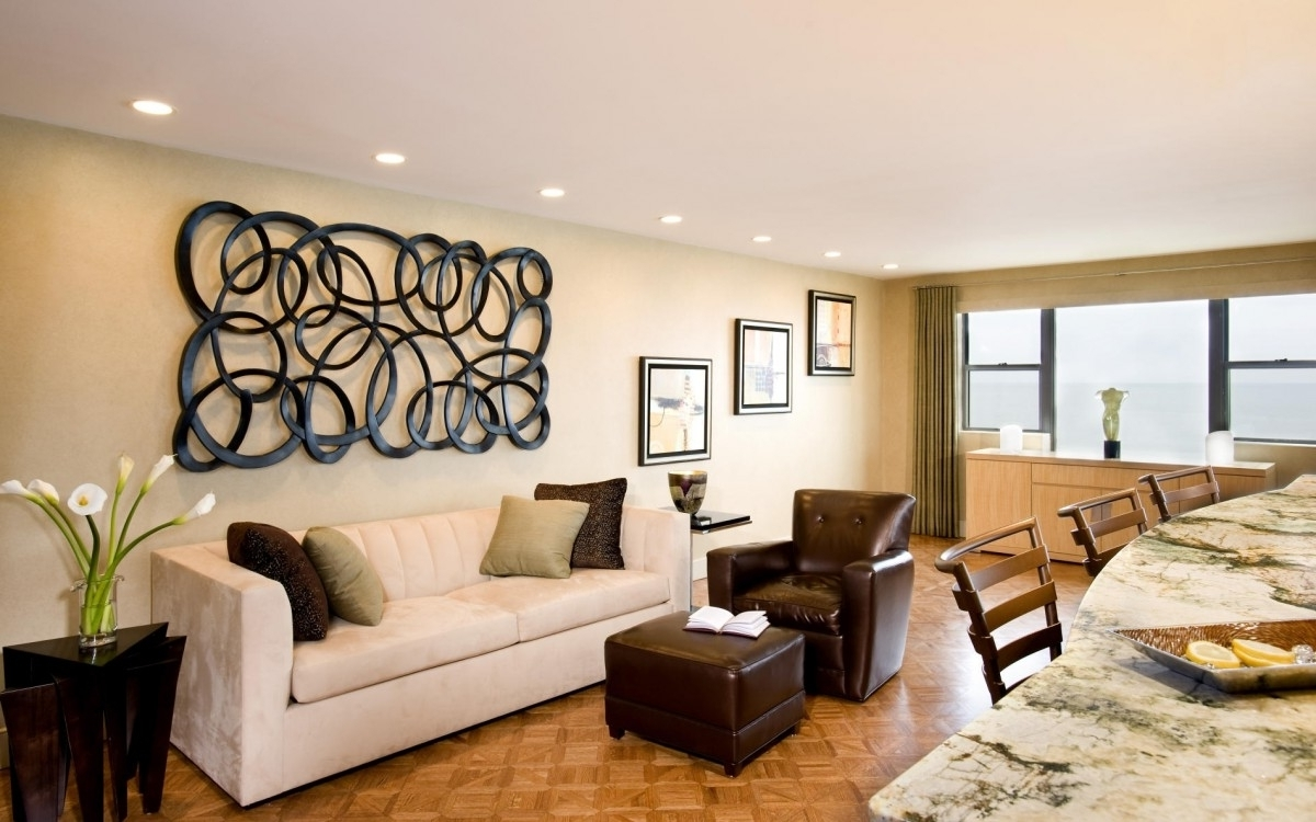 Living Room Wall Art Intended For Popular Luxury Wall Art Ideas Lounge (View 8 of 15)