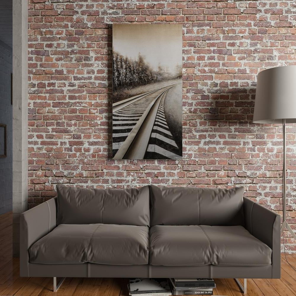 Long Canvas Wall Art Throughout Most Up To Date Yosemite Home Decor 59 In. X 30 In (View 9 of 15)