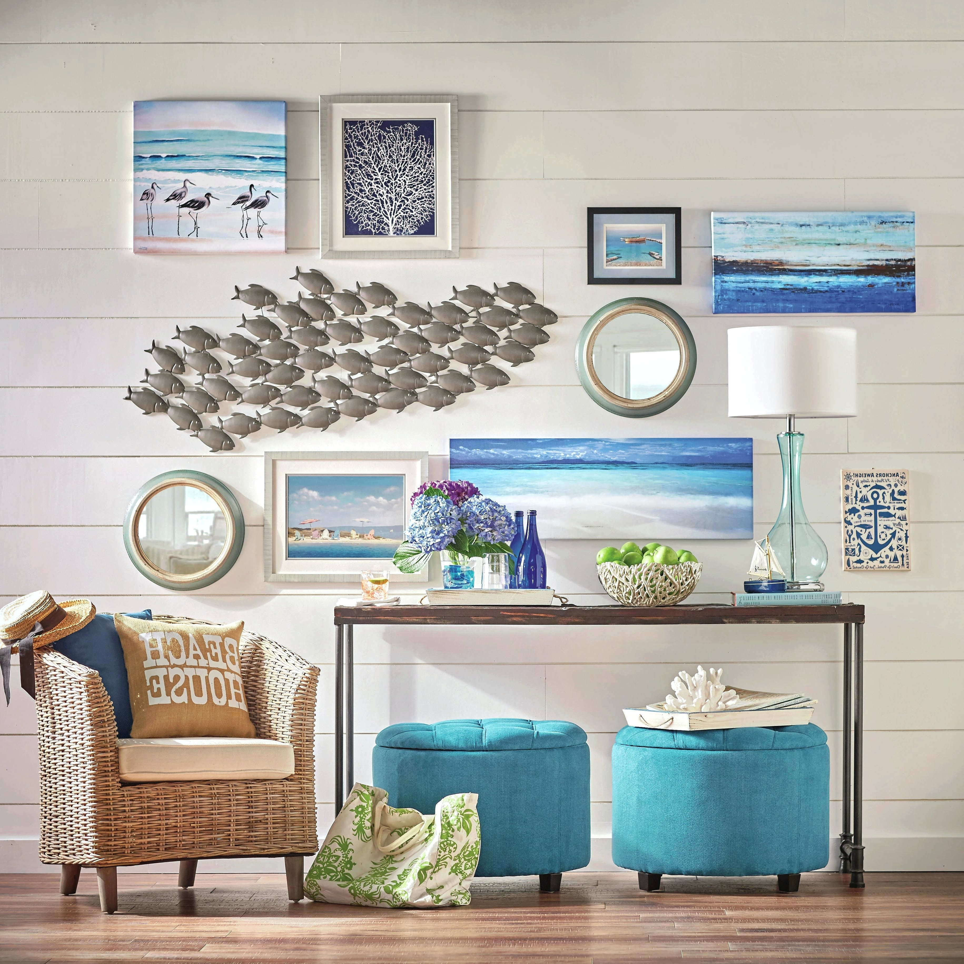 Lovely Lake House Wall Art Images – Hypermallapartments Intended For 2018 Lake House Wall Art (View 2 of 15)