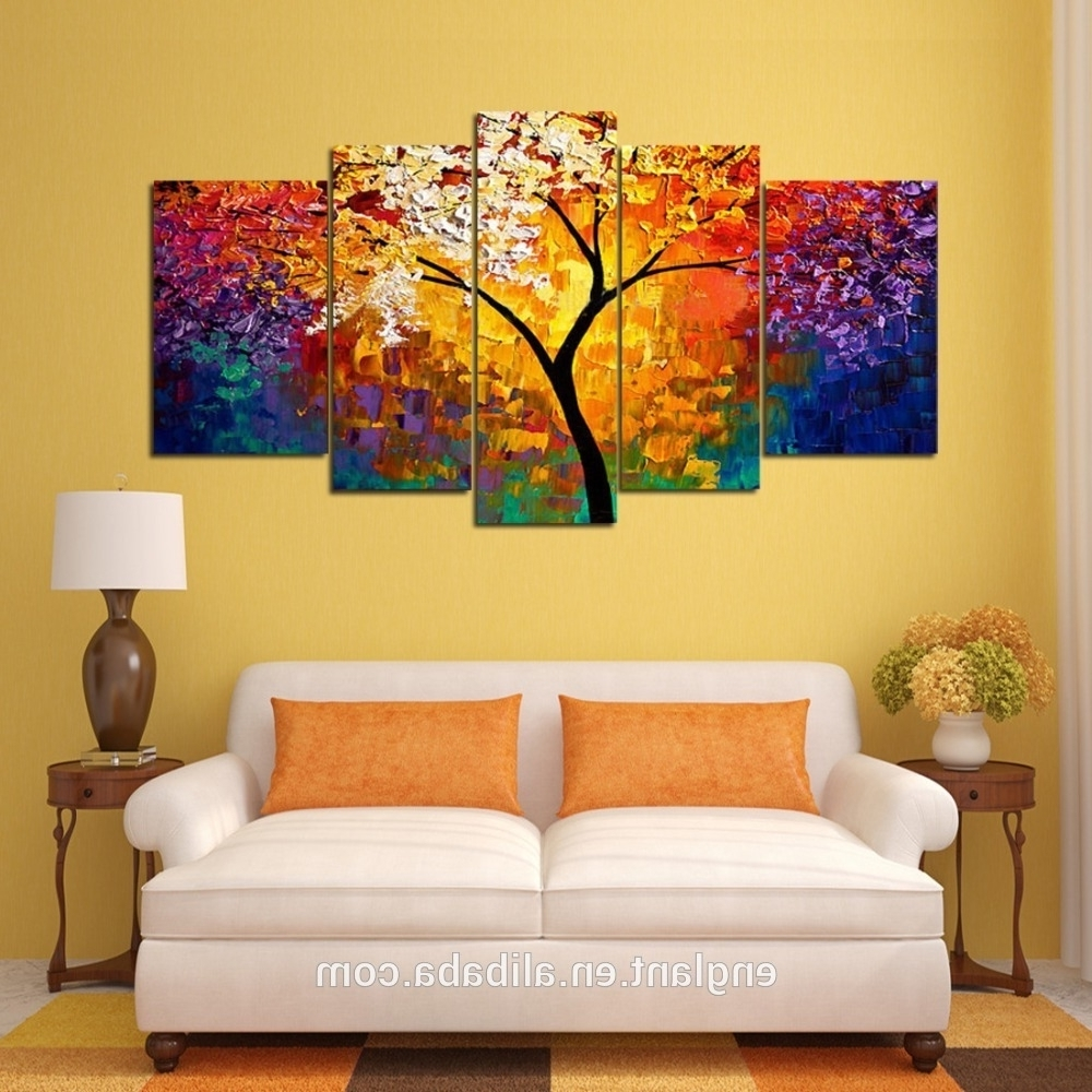 Lovely Wall Art Paintings Pictures (View 6 of 15)