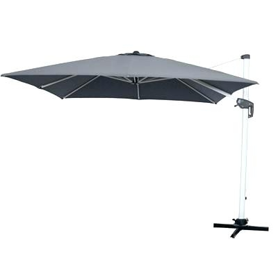Lowes Offset Patio Umbrellas With Current Table Umbrella Lowes Offset Patio Umbrella A Looking For Garden (View 11 of 15)
