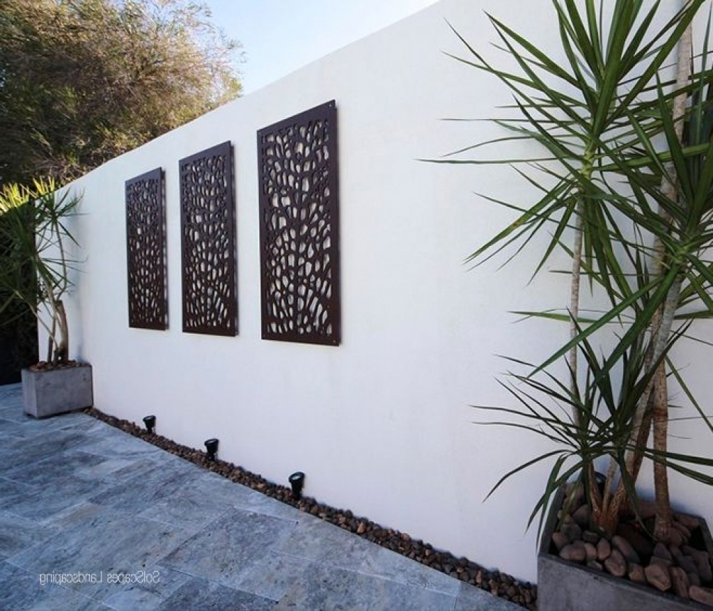 Luxury External Wall Art Ideas (View 5 of 15)