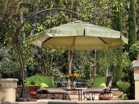 Luxury Patio Umbrellas $500 And Up At Luxedecor Within Current Upscale Patio Umbrellas (View 15 of 15)