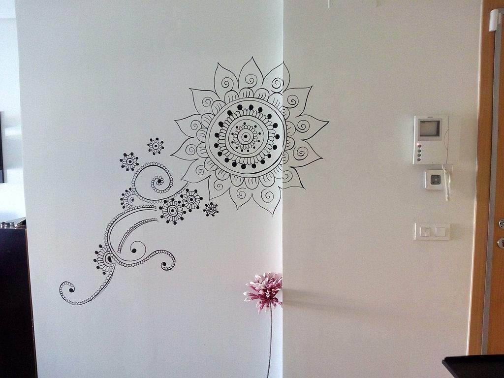 Mandala Wall Arttulasistocker On Deviantart Pertaining To Current Mandala Wall Art (View 9 of 15)