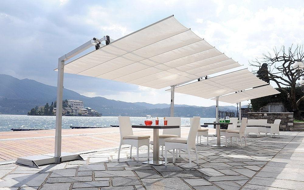 Marvelous Large Patio Umbrellas Cantilever Great Large Cantilever With Regard To Famous Large Patio Umbrellas (View 13 of 15)