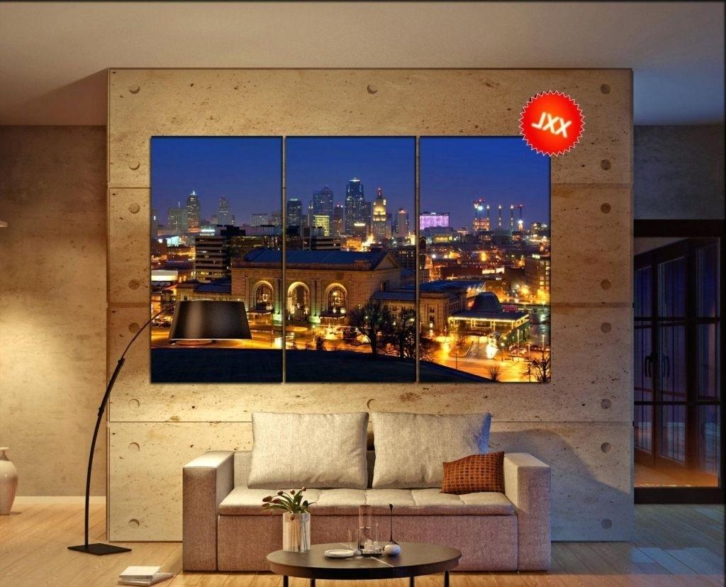 Marvelous Nice Looking Kansas City Wall Art Ikea Royals Skyline Regarding Well Known Kansas City Wall Art (View 6 of 15)