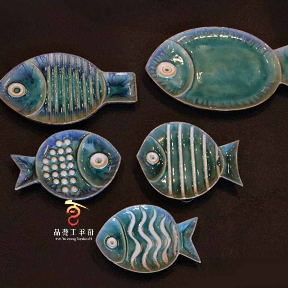 Mesmerizing 90 Ceramic Wall Decor Decorating Inspiration, Pottery Regarding Most Popular Ceramic Wall Art (View 9 of 15)
