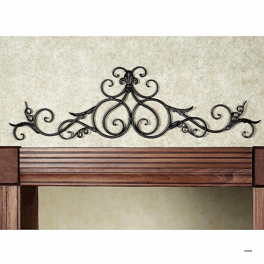 Metal Scroll Wall Art Pertaining To Favorite Wall Art (View 4 of 15)