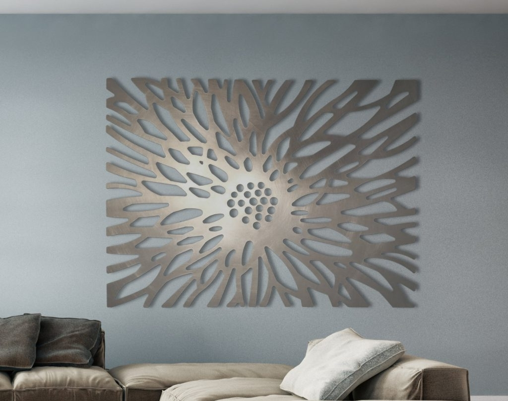 Metal Wall Art Panels With Favorite Wall Decoration (View 10 of 15)