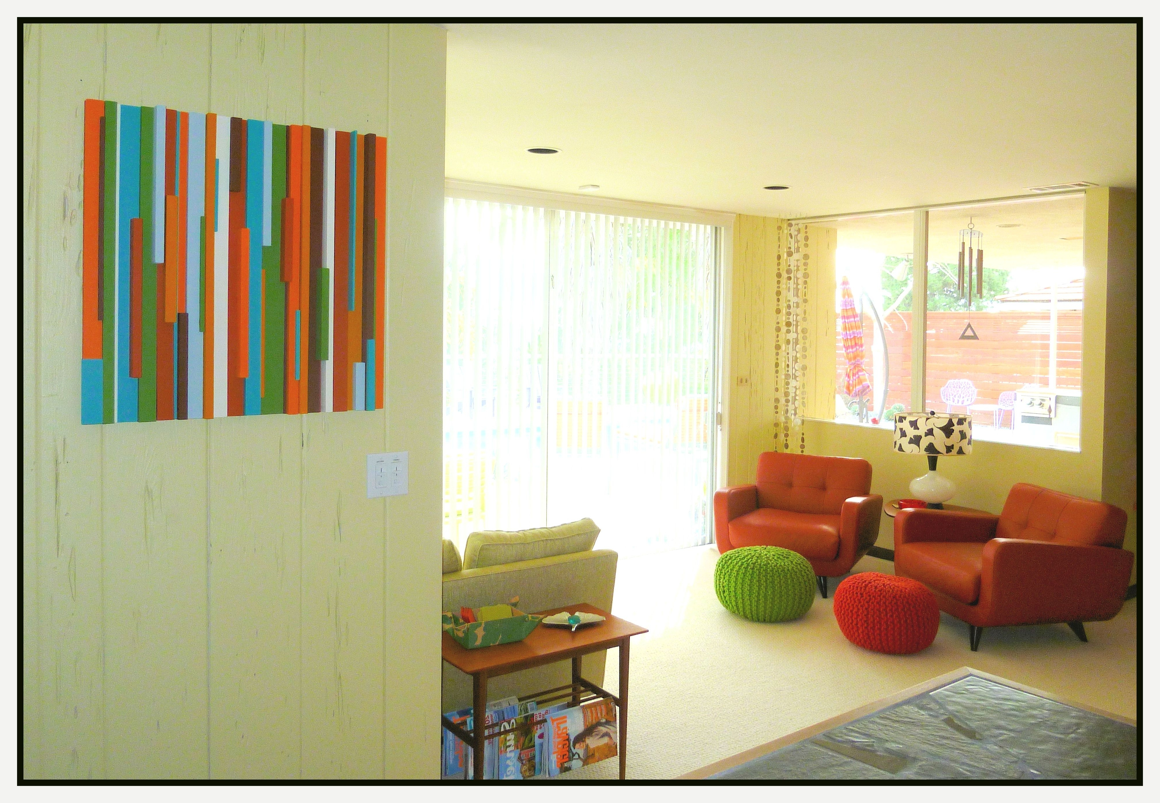 Mid Century For Your Home Design Ideas: Mid Century Modern Wall Art In Fashionable Mid Century Modern Wall Art (View 4 of 15)