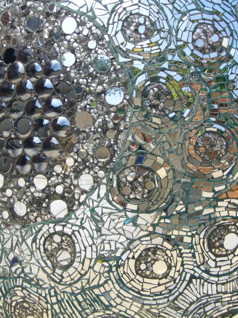 Mirror Mosaic Wall Art Intended For Most Up To Date Mirror Mosaic Wall Art – Arsmart (View 8 of 15)