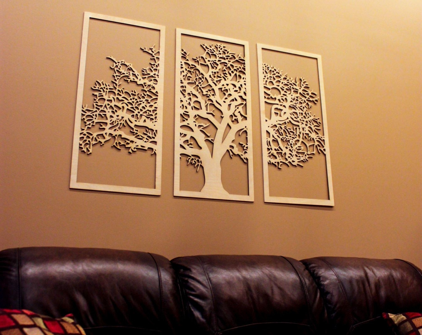 Modern Wall Art Decors Within Newest Tree Of Life Wall Art (View 8 of 15)