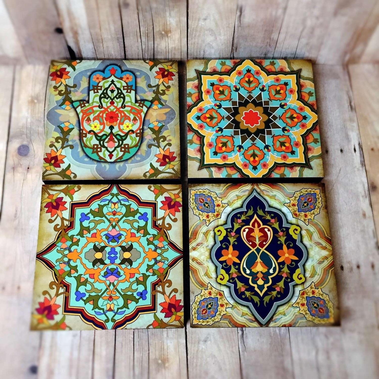 Moroccan Vintage Moroccan Wall Art – Wall Decoration And Wall Art Ideas Throughout Most Up To Date Moroccan Wall Art (View 3 of 15)