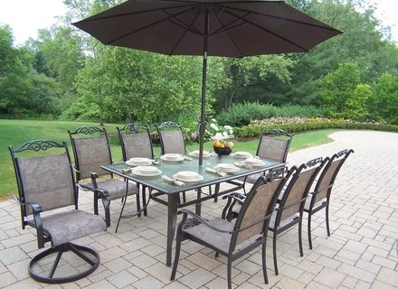Most Current 52 Patio Table Set With Umbrella, Patio Furniture Patio Sets, Patio Intended For Patio Furniture Sets With Umbrellas (View 6 of 15)