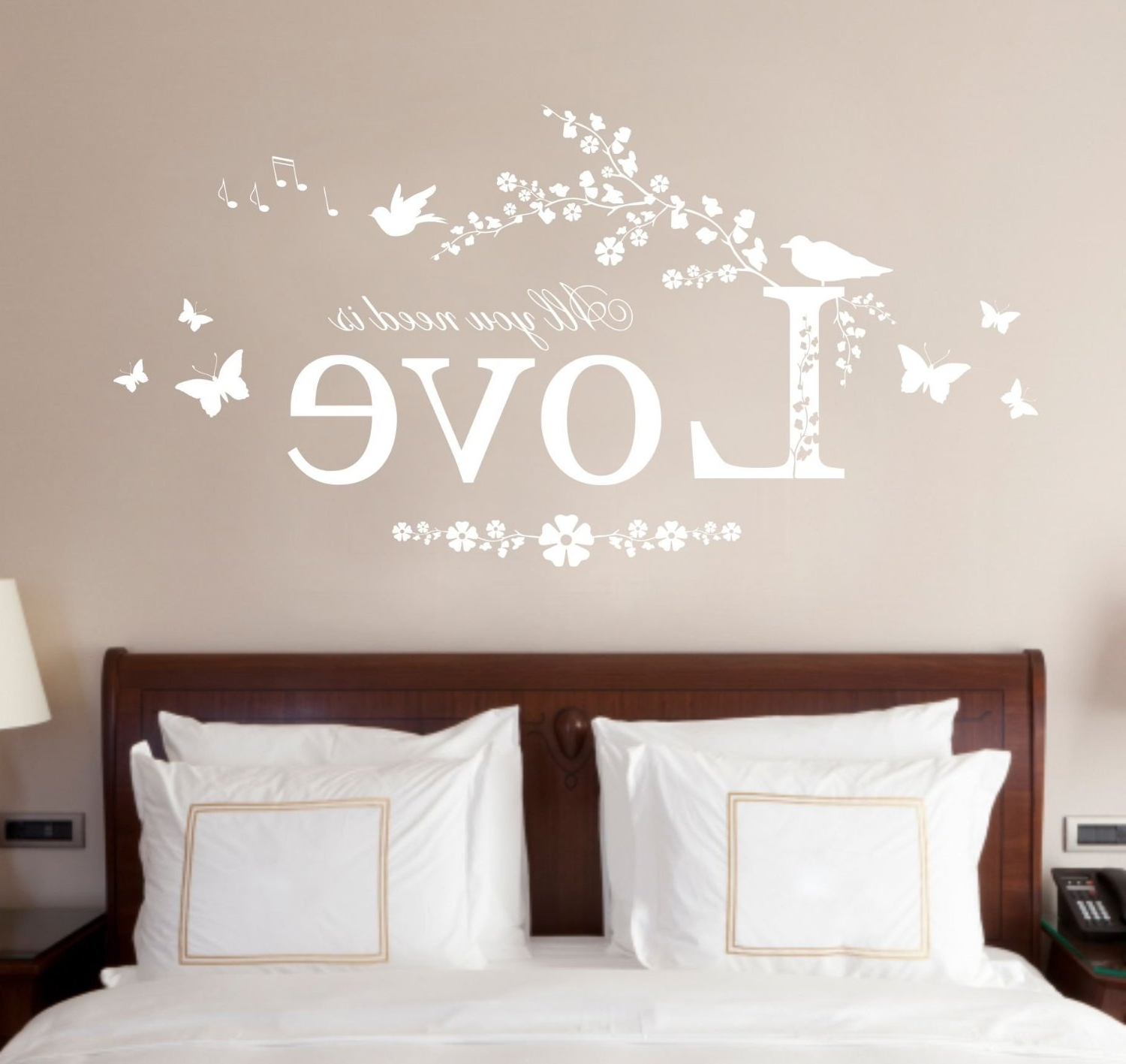 Most Current Bedroom Wall Art Pertaining To Bedroom Art: Amazon.co (View 5 of 15)