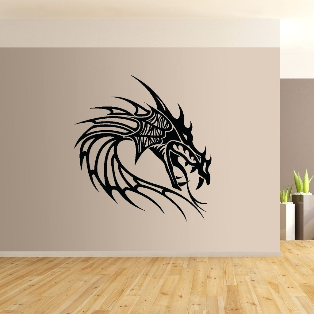 Most Current Dragon Wall Art Throughout Dragon Wall Art Marvelous Dragon Wall Art – Wall Decoration Ideas (View 7 of 15)