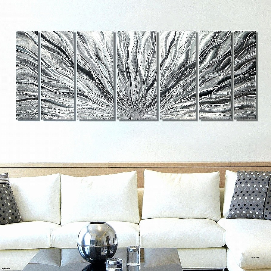 Most Current Grey And White Wall Art With Wall Art (View 13 of 15)