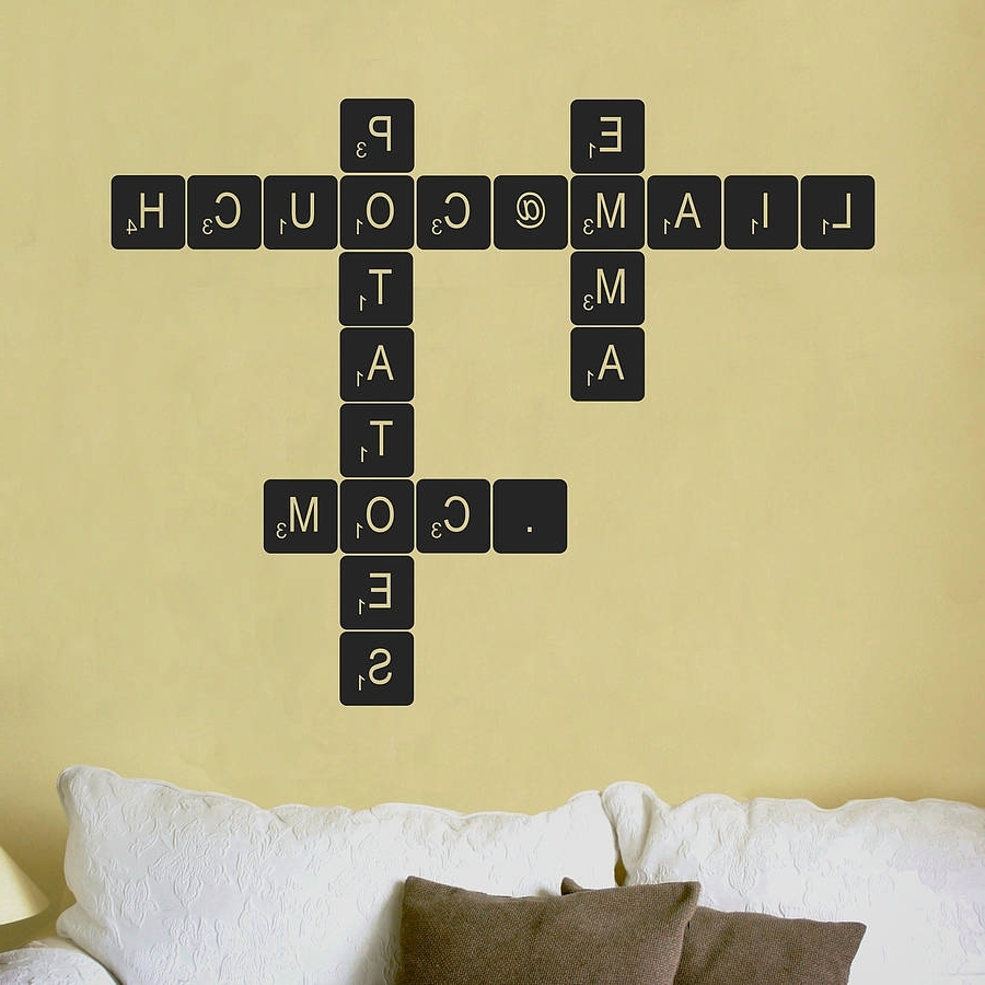 Featured Photo of Letter Wall Art