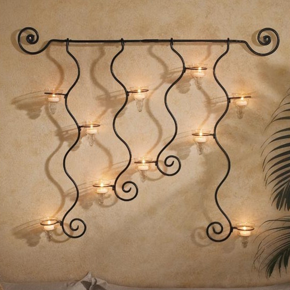 Most Current Outdoor Iron Wall Art Iron Wall Art Decor Wrought Iron Planters For Iron Wall Art (View 8 of 15)