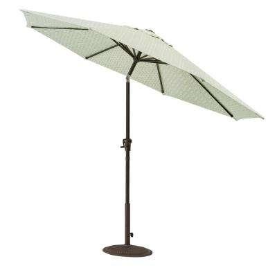 Most Current Patio Umbrellas With Sunbrella Fabric Regarding Sunbrella Fabric – Manual Tilt – Patio Umbrellas – Patio Furniture (View 3 of 15)