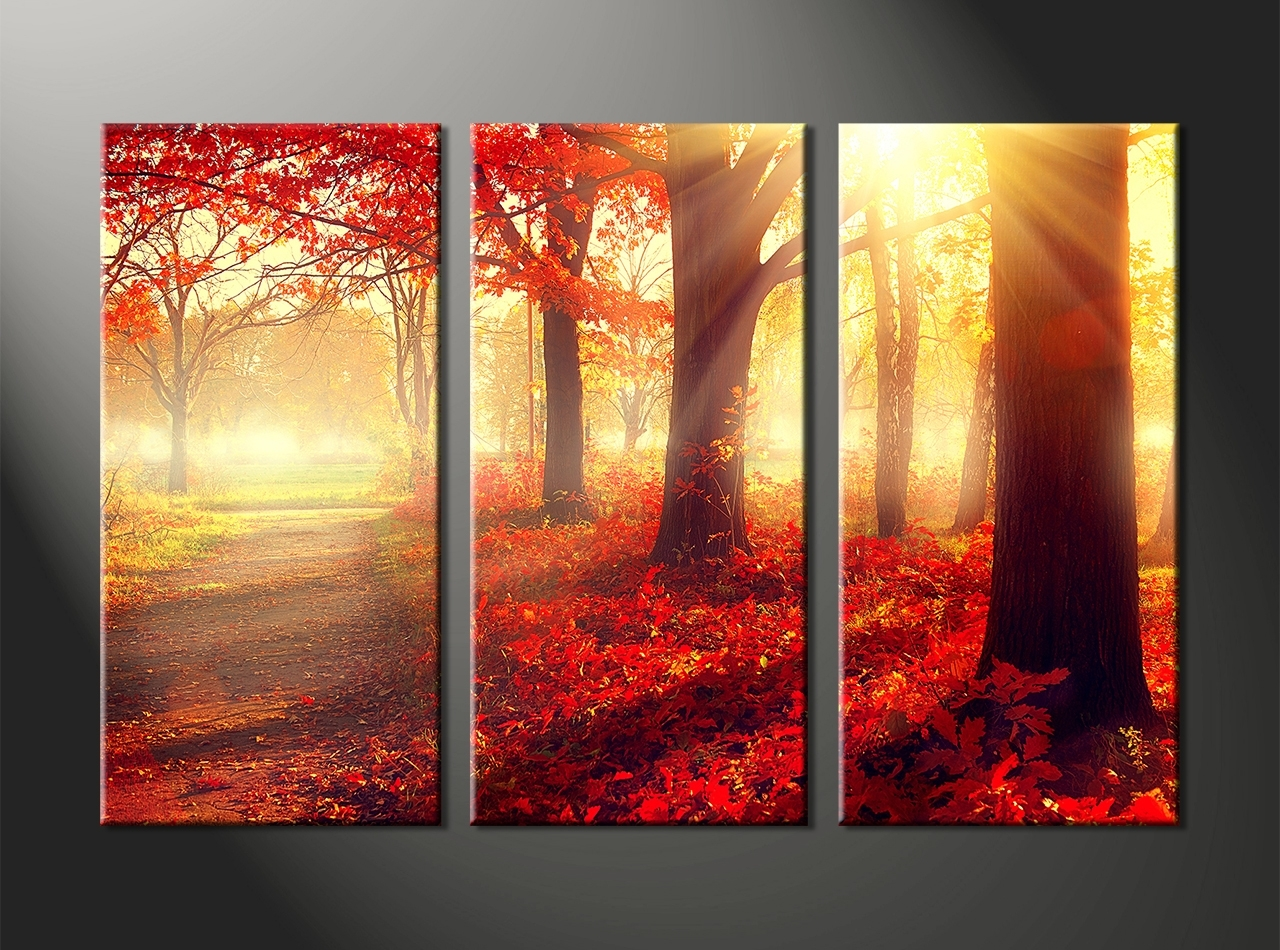 Most Popular 3 Piece Canvas Wall Art Pertaining To Piece Canvas Prints Good 3 Piece Wall Art – Wall Decoration Ideas (View 3 of 15)