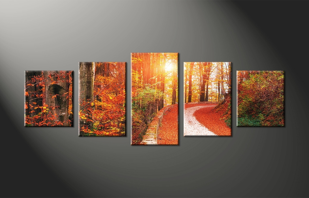 Most Popular 48 5 Piece Wall Art Canvas, 5 Piece Canvas Wall Art 5 Piece Canvas With Regard To 5 Piece Wall Art Canvas (View 4 of 15)