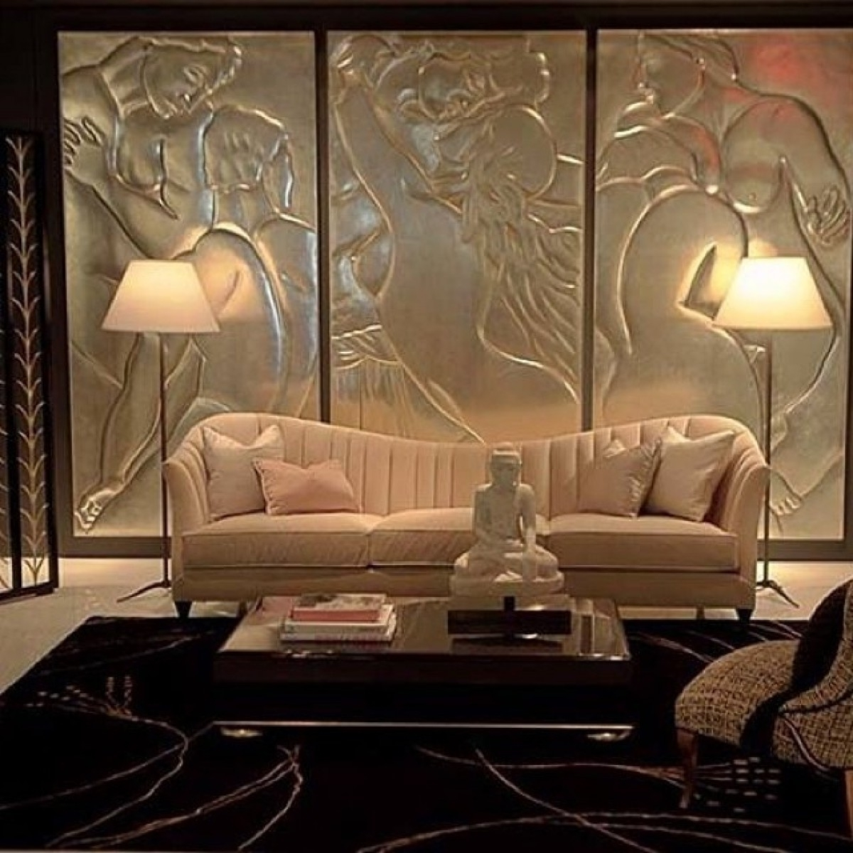 Most Popular Giant Wall Art Throughout Sofa Ideas (View 12 of 15)